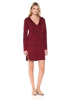 Pendleton Women's Hooded Merino Sweater Dress  MD