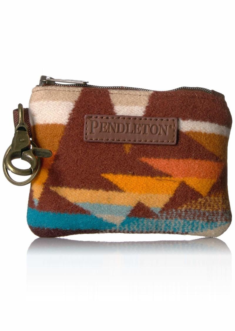 Pendleton Women's ID Pouch Key Ring