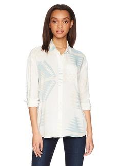Pendleton Women's Juniper Jacquard Print Soft Shirt  XL