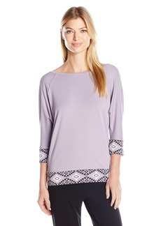 Pendleton Women's Ladies Batwing Top