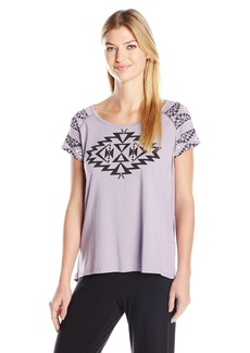 Pendleton Women's Ladies Hi-Low S/s Top