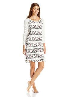 Pendleton Women's Ladies Jacquard Print Sleep Shirt