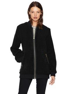 Pendleton Women's Long Bomber Coat  XS