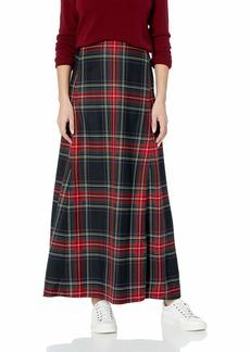 Pendleton Women's Long Plaid Skirt