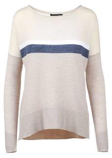 Pendleton Women's Long Sleeve City Block Merino Pullover Shirt