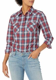 Pendleton Women's Long-Sleeve Frontier Shirt