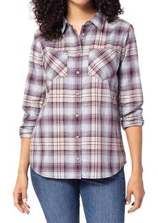 Pendleton Women's Long Sleeve Plaid Shirt