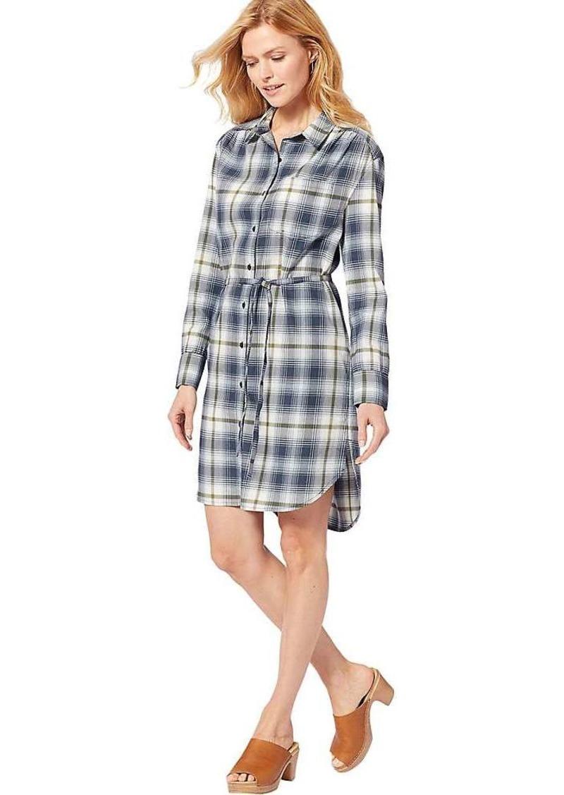 Pendleton Women's Long Sleeve Plaid Shirt Dress