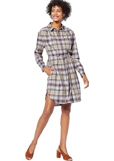 Pendleton Women's Long Sleeve Plaid Shirt Dress