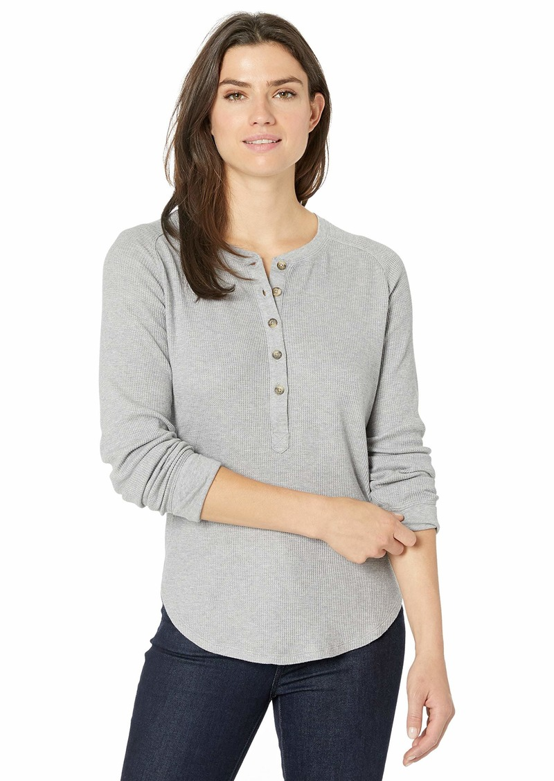 Pendleton Women's Long-Sleeve Thermal Henley  SM