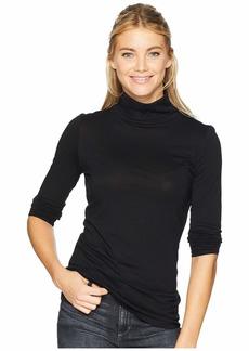 Pendleton Women's Long-Sleeve Turtleneck Tee  MD