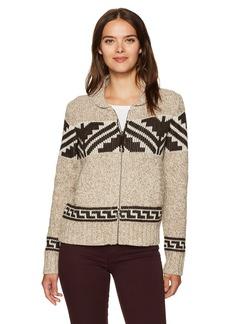 Pendleton Women's Maude Wool Blend Cardigan Sweater  M