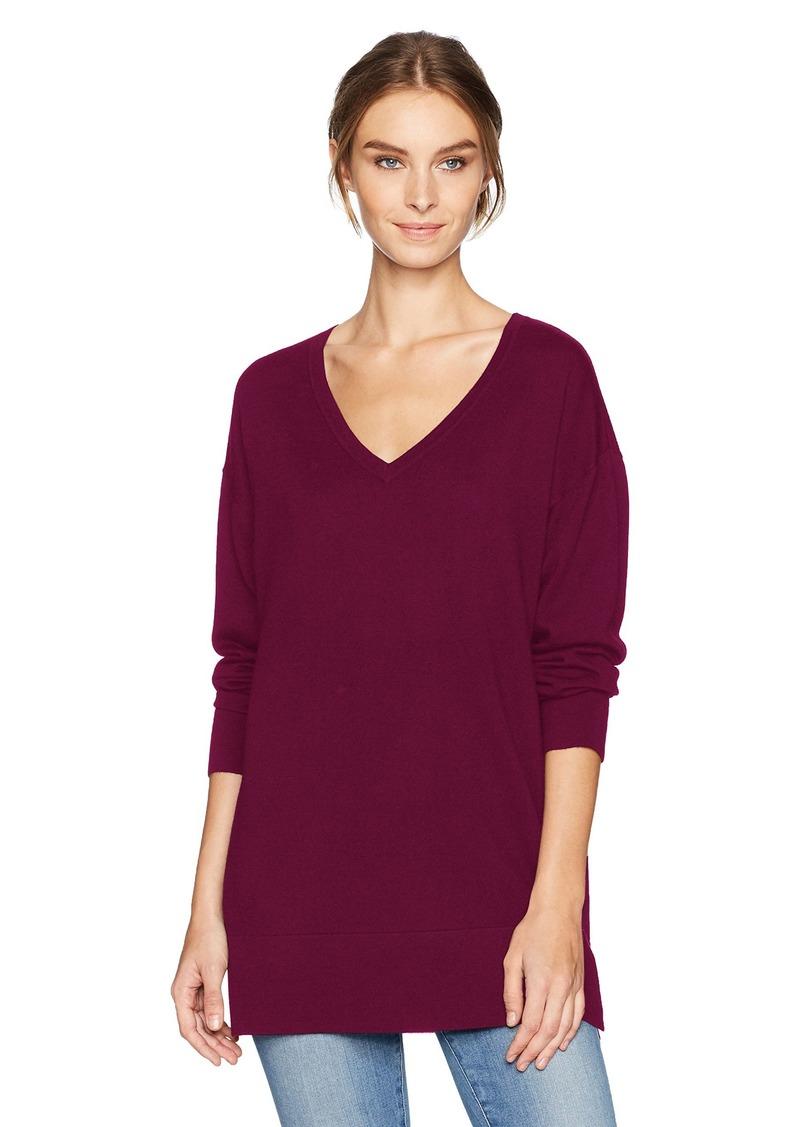 Pendleton Women's Merino Wool V-Neck Pullover Sweater  XS