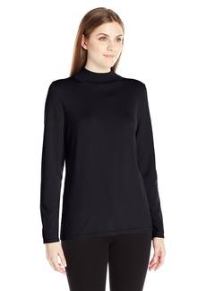Pendleton Women's Mockneck Pullover Sweater  M