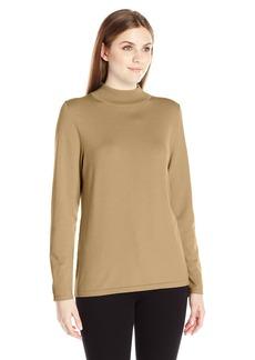 Pendleton Women's Mockneck Pullover Sweater