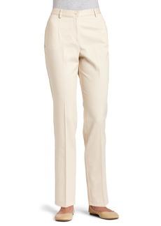 Pendleton Women's Wrinkle-Less Everyday Chinos Pants   Petite