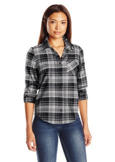 Pendleton Women's Petite Frankie Flannel Shirt  XL