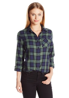 Pendleton Women's Petite Frankie Plaid Shirt  S