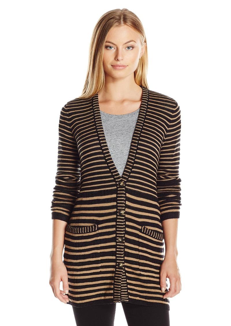 Pendleton Pendleton Women's Size Horizon Stripe Cardigan Sweater ...