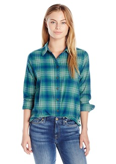 Pendleton Women's Petite Size Meredith Shirt  L
