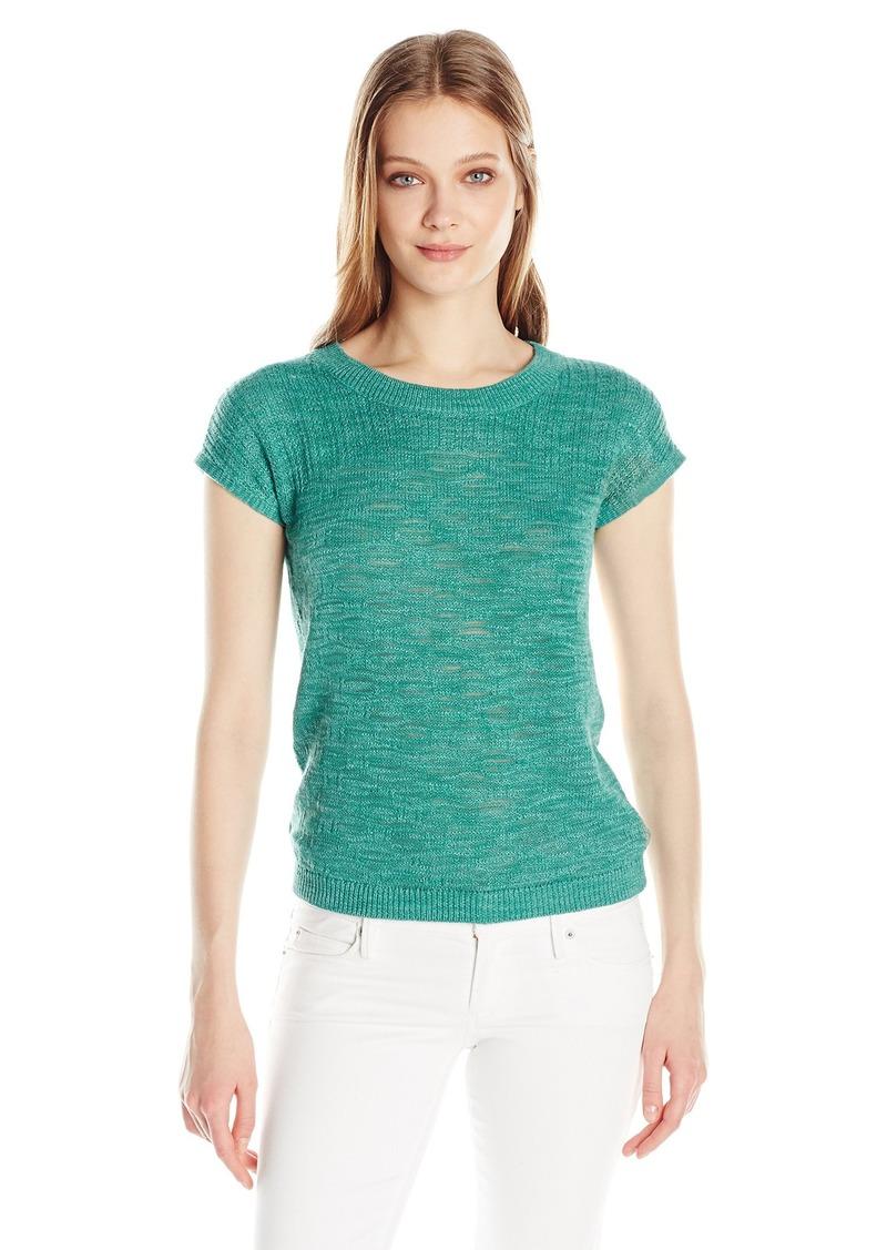 Pendleton Women's Petite Size Dakota Pullover Sweater  L