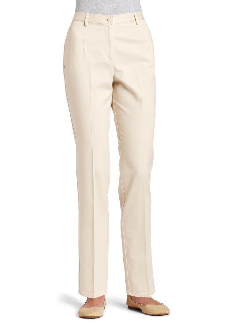 Pendleton Women's Petite Size Everyday Chino Pant