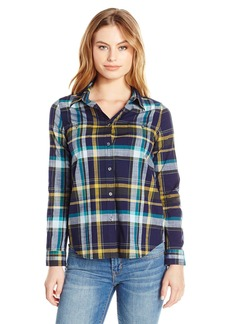 Pendleton Women's Petite Sierra Plaid Shirt  M
