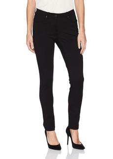 Pendleton Women's Petite Size Slim Knit Ponte Pants  Ponte 10P