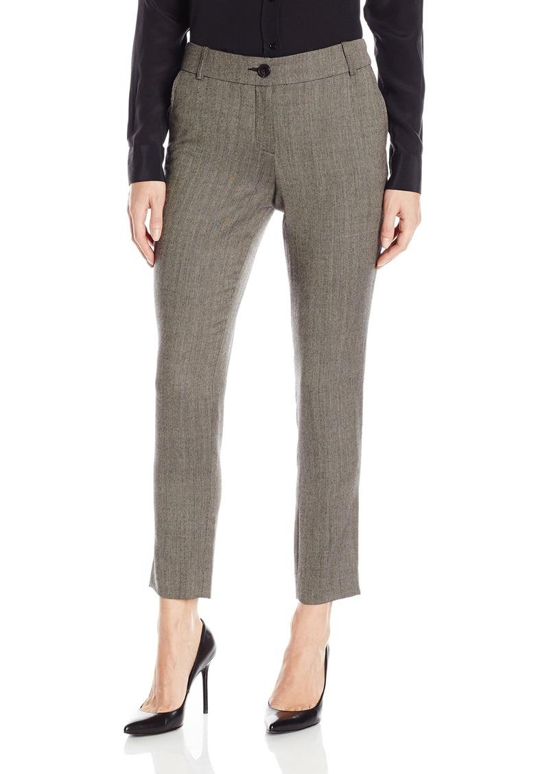 Pendleton Women's Petite Slim Ankle Pants