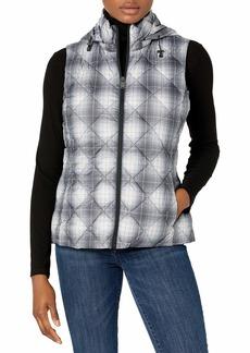 Pendleton Women's Plaid Vest  XL