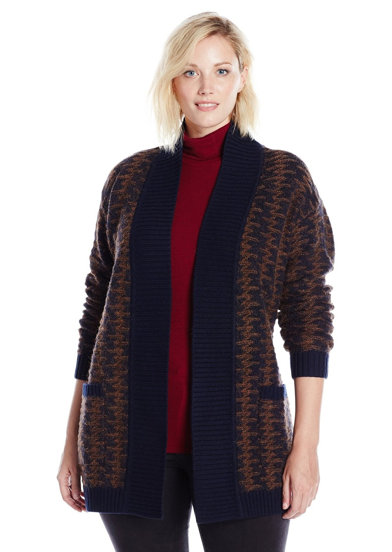 Pendleton Pendleton Women's Plus Size Sellwood Cardigan Sweater ...