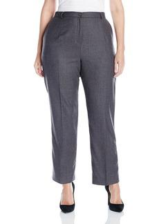 Pendleton Women's Plus Size True Fit Trouser