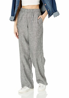 Pendleton Women's Pull on Beach Pant Solid  XL