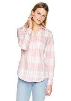 Pendleton Women's Rockaway Cotton Check Shirt  LG