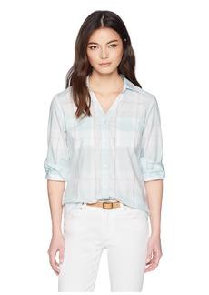 Pendleton Women's Rockaway Cotton Check Shirt  Petite X-Large