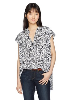 Pendleton Women's Serephina Cap Sleeve Top  LG