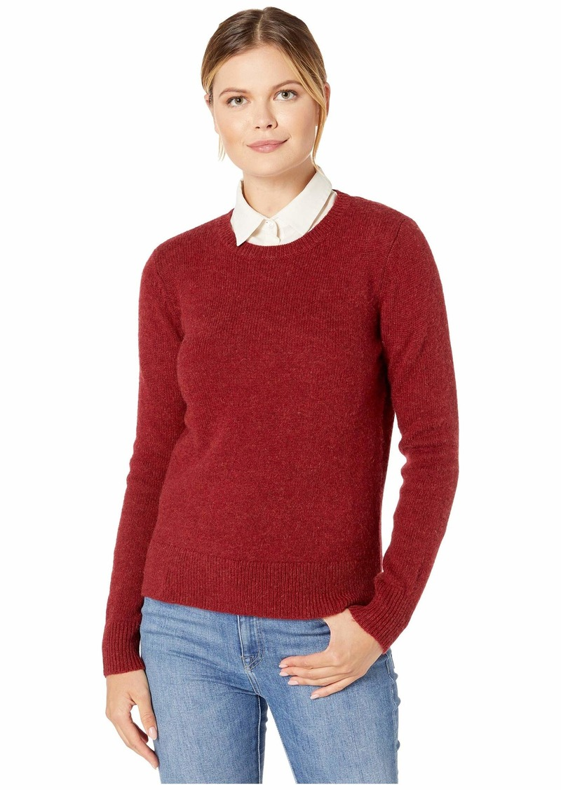 Pendleton Women's Shetland Crew Pullover Sweater  XL