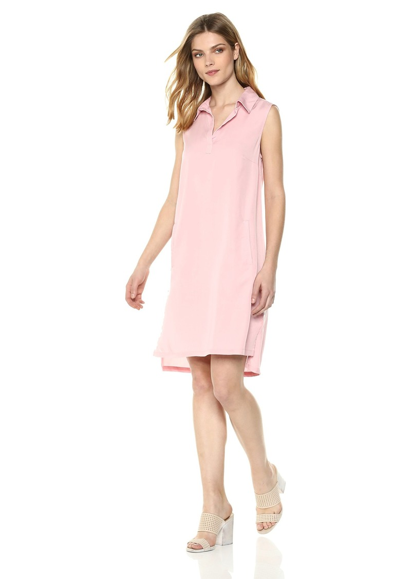 Pendleton Women's Simple Sleeveless Shirtdress  SM