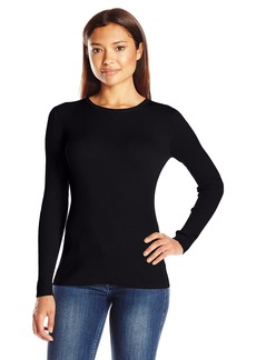 Pendleton Women's Size Rib Jewel Neck Pullover Sweater  Petite