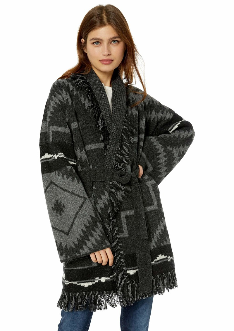 Pendleton Women's Skamania Sweater Coat  XL