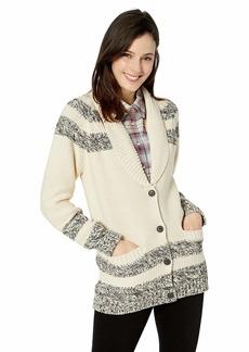 Pendleton Women's Sunrise Eagle Cardigan Sweater  LG