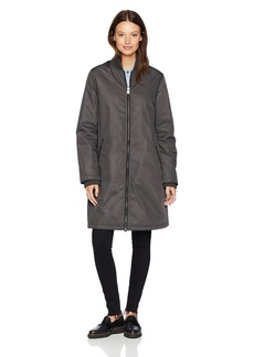 Pendleton Women's TECHRAIN Long Bomber Coat  XL