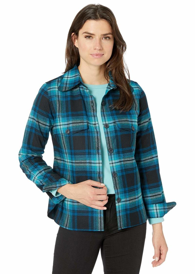 Pendleton Women's Ultraluxe Merino Harlow Shirt  XS