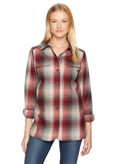 Pendleton Women's Umatilla Wool Board Shirt  L