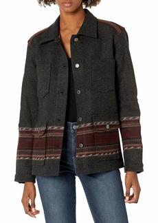 Pendleton Women's Western Horizons Wool Coat  LG