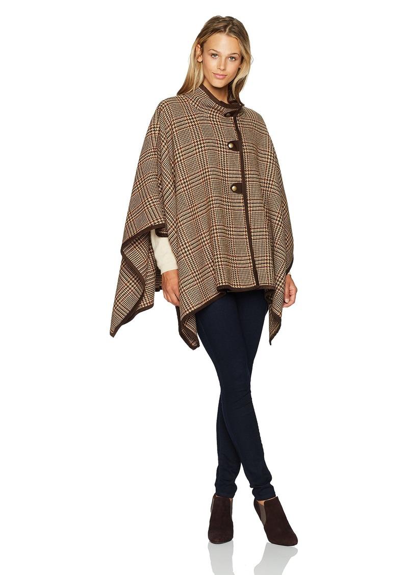 Pendleton Women's Wildwood Wool Cape  XS/S