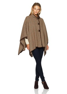 Pendleton Women's Wildwood Wool Cape  XS/S