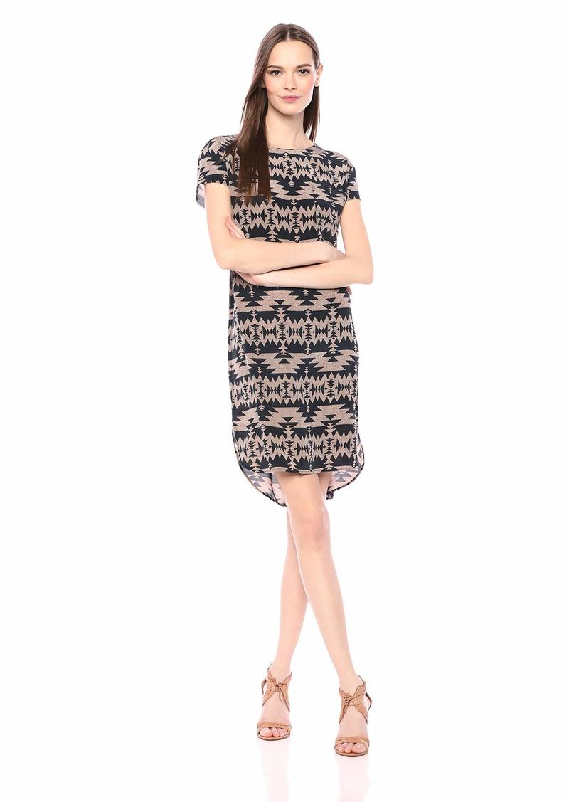 Pendleton Women's Willow Creek Silk Shift Dress  MD
