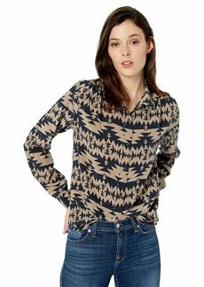 Pendleton Women's Willow Creek Silk Shirt  LG