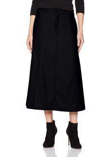 Pendleton Women's Wool Flannel Long Boot Skirt